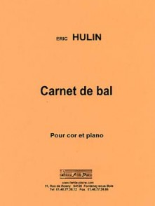 HULIN E. CARNET DE BORD COR