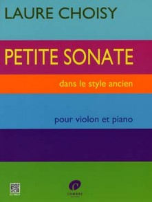 CHOISY L. PETITE SONATE VIOLON