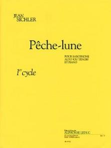 SICHLER J. PECHE-LUNE SAXO ALTO (OU TENOR) PIANO