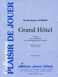 JOUBERT C.H. GRAND HOTEL CONTREBASSE