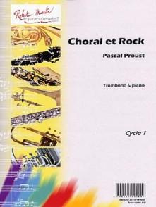 PROUST P. CHORAL ET ROCK TROMBONE