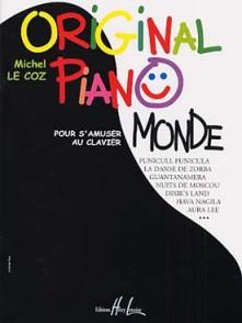 LE COZ M. ORIGINAL PIANO MONDE