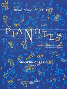 ALLERME J.M. PIANOTES MODERN CLASSIC VOL 2 PIANO