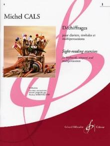 CALS M. DECHIFFRAGES VOL 1 PERCUSSION