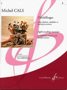 CALS M. DECHIFFRAGES VOL 3 PERCUSSION