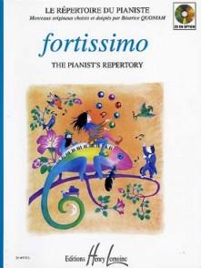 FORTISSIMO REPERTOIRE DU PIANISTE