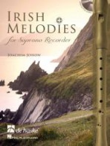JOHOW J. IRISH MELODIES FLUTE A BEC SOPRANO