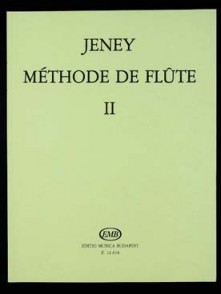 JENEY METHODE DE FLUTE VOL 2