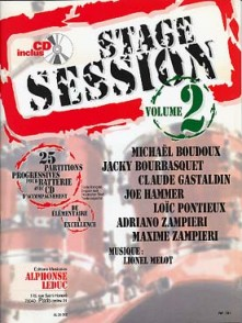 STAGE SESSION VOL 2 BATTERIE