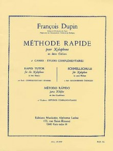 DUPIN F. METHODE RAPIDE CAHIER 2 XYLOPHONE