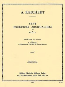 REICHERT A. EXERCICES JOURNALIERS (7) FLUTE