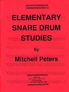 PETERS M. ELEMENTARY SNARE DRUM STUDIES