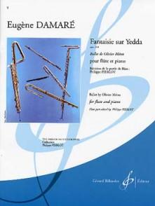 DAMARE E. FANTAISIE SUR YEDDA FLUTE
