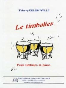DELERUYELLE T. LE TIMBALIER TIMBALES