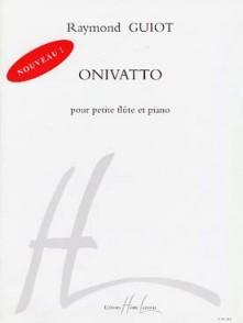 GUIOT R. ONIVATTO FLUTE
