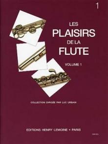 LES PLAISIRS DE LA FLUTE VOL 1