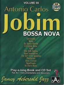 AEBERSOLD VOL 098 JOBIM A.C. BOSSA NOVA