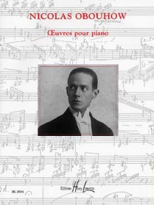 OBOUHOW N. OEUVRES POUR PIANO