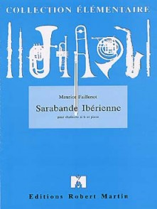 FAILLENOT M. SARABANDE IBERIENNE CLARINETTE