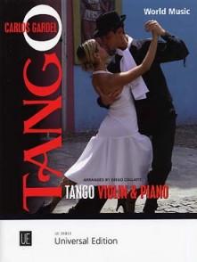 GARDEL C. TANGO VIOLON