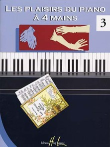 PLAISIRS DU PIANO A 4 MAINS VOL 3
