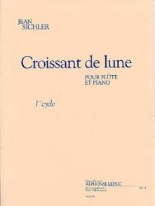 SICHLER J. CROISSANT DE LUNE FLUTE