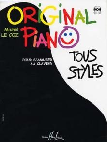 LE COZ M. TOUS STYLES PIANO