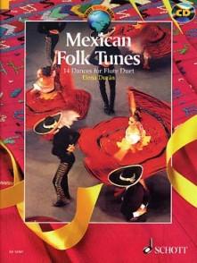 DURAN E. MEXICAN FOLK TUNES FLUTE