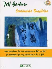 GARDNER J. SENTIMENTO BRASILEIRO SAXOPHONE