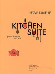 DRUELLE H. KITCHEN SUITE BATTERIE