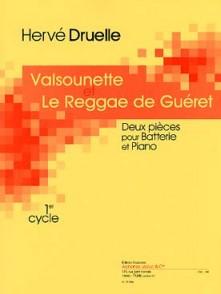 DRUELLE H. VALSOUNETTE ET LE REGGAE DE GUERET BATTERIE