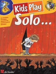 KIDS PLAY SOLO SAXO ALTO