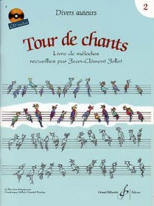 JOLLET J.C. TOUR DE CHANTS VOL 2