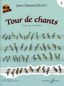 JOLLET J.C. TOUR DE CHANTS VOL 4