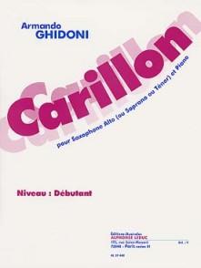 GHIDONI A. CARILLON SAXO ALTO