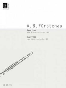 FURSTENAU A.B. CAPRICES FLUTE