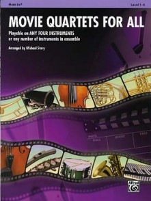 MOVIE QUARTETS FOR ALL CORS