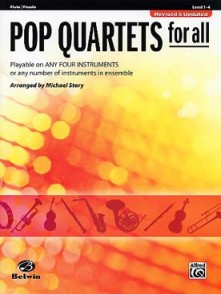 STORY M. POP QUARTETS FOR ALL FLUTES