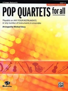 STORY M. POP QUARTETS FOR ALL TROMPETTES