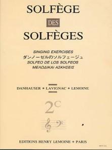 SOLFEGE DES SOLFEGES VOL 2C