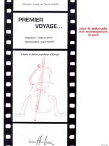 VOIRPY A. PREMIER VOYAGE VIOLONCELLE