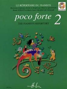 POCO FORTE REPERTOIRE DU PIANISTE VOL 2 PIANO