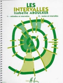ABOULKER I. LES INTERVALLES