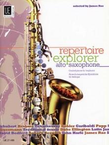 RAE J. REPERTOIRE EXPLORER SAXO ALTO