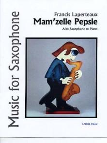LAPERTEAUX F. MAN'ZELLE PEPSIE SAXO