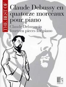 DEBUSSY C. 14 MORCEAUX PIANO