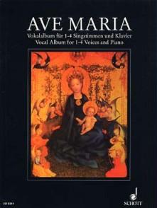 AVE MARIA VOCAL ALBUM