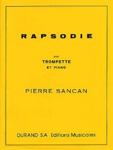 SANCAN P. RAPSODIE TROMPETTE