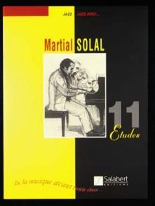 SOLAL M. ETUDES PIANO