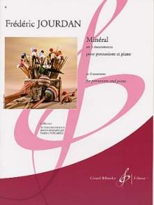 JOURDAN F. MINERAL PERCUSSIONS